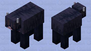 umbra cow (minecraft earth) Minecraft Mob Skin