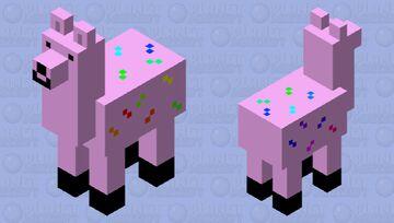 Sprinkles!!! Minecraft Mob Skin