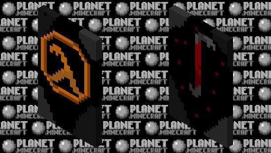 Crowbar Cape Minecraft Skin