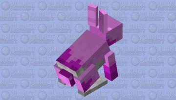 ender rabbit Minecraft Mob Skin