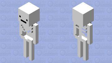 watafac vos estas re loco amigo meme Minecraft Mob Skin