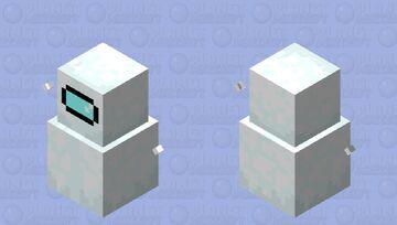 help Minecraft Mob Skin