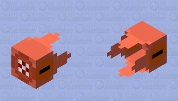 alien bee Minecraft Mob Skin