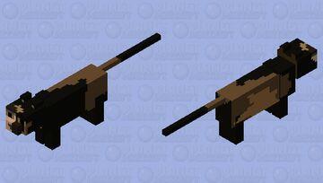 Gigi Minecraft Mob Skin