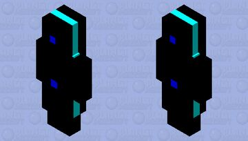 Robox Evoker Minecraft Mob Skin