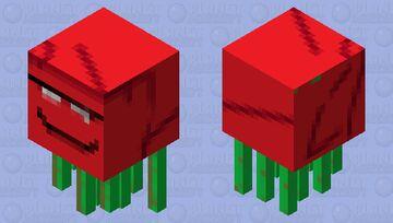 mr krab ghast Minecraft Mob Skin
