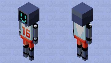 Hex! [Friday Night Funkin'] Minecraft Mob Skin