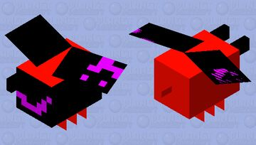 MrBloodMoon_ beee Minecraft Mob Skin