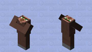 Please Don't Tickle My Neck (Pop-Reel) Minecraft Mob Skin
