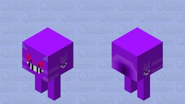 gengar entry Minecraft Mob Skin