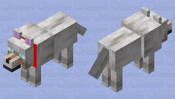 Better Wolves Minecraft Mob Skin