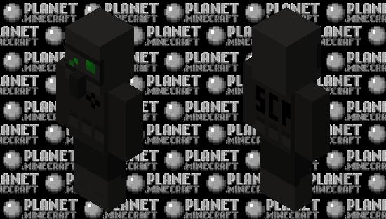 SCP MTF Eta-10 Minecraft Skin