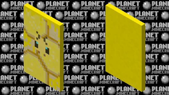 HONEYBEE (CAPE)! Minecraft Skin