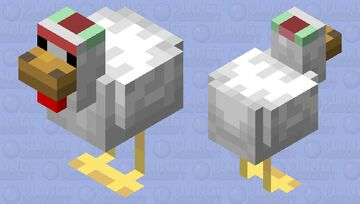This is self explanatory Minecraft Mob Skin