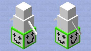 Dream Minecraft Mob Skin