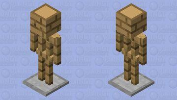 armor stand Minecraft Mob Skin