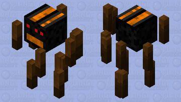 barbecue Minecraft Mob Skin