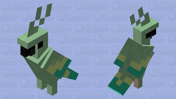 Just One Day at a Time Minecraft Mob Skin