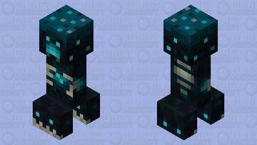 scream Minecraft Mob Skin