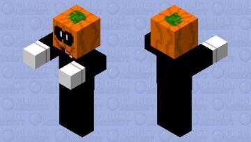 Pump of spookymonth Minecraft Mob Skin