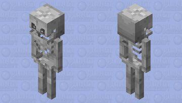 """""""I've got a bone!"""" Minecraft Mob Skin"""