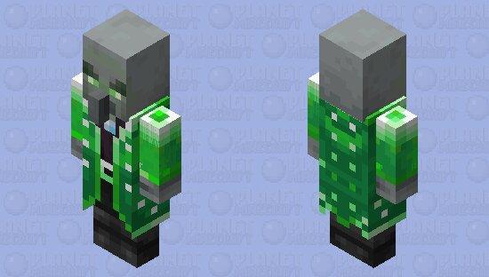 Emerald Guardian(Re Texturing)