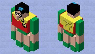 robingolem Minecraft Mob Skin