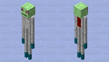 Martain Minecraft Mob Skin