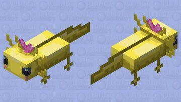 Lil Cutie Lemon Minecraft Mob Skin