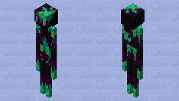 Twisterman (Variant) Minecraft Mob Skin