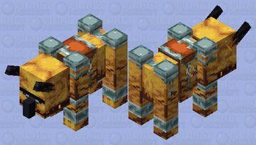 Beeger Minecraft Mob Skin