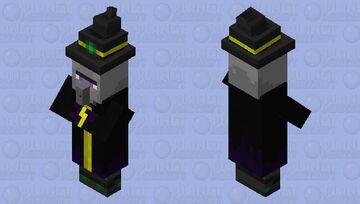 Illager Witch Minecraft Mob Skin