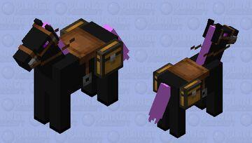 Ender Horse Minecraft Mob Skin