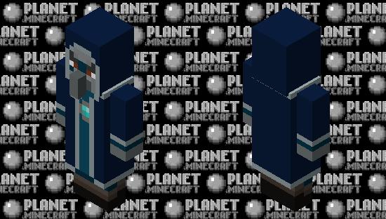 iceloger (evoker) Minecraft Skin