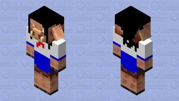 Piglin-chan Minecraft Mob Skin