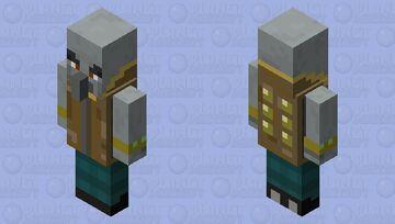 Outlaw Minecraft Mob Skin
