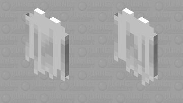 Angel Wing Cape by Blade_51 Minecraft Mob Skin