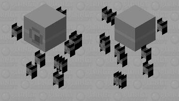 Death Star 1 Minecraft Mob Skin