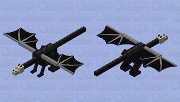Skull dragon Minecraft Mob Skin