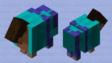 Gtreve Minecraft Mob Skin