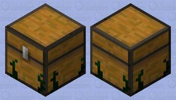 Chest Mimic Minecraft Mob Skin