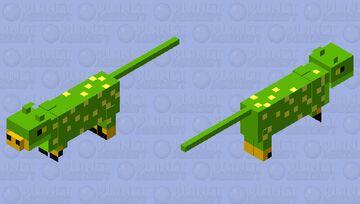 Dino dana troodon Minecraft Mob Skin