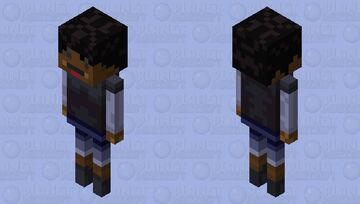 The Carol [Remasterd] Minecraft Mob Skin