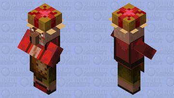 gift wrapper (minecraft dungeons) Minecraft Mob Skin