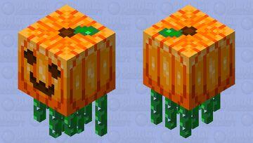 Giant Floating Carvin (celebration of new October trophy) Minecraft Mob Skin