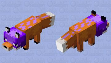 why oh why Minecraft Mob Skin