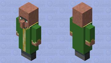 Villager Guard Minecraft Mob Skin