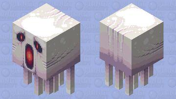Sad ghast (shooting) Minecraft Mob Skin