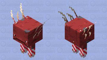 Rocket Strider Minecraft Mob Skin