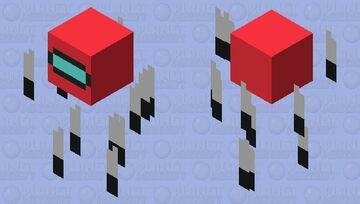 sus Minecraft Mob Skin